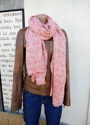 100% вискоза шарф палантин парео платок