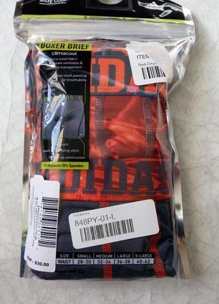Мужские боксеры adidas sport-performance climalite® briefs оригинал рl