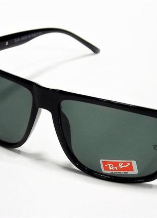 Очки солнцезащитные ray ban 2014 черные глянец стекло