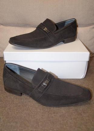 Кожаные туфли  calvin klein bartley.