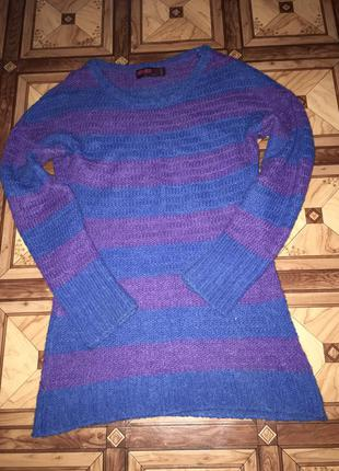 Теплый свитер bershka