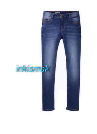 Синие джинсы осень pepperts германия размер 146 см