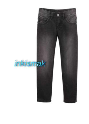 Термо джинсы pepperts германия размер 146 см