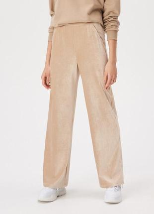 Актуальные брюки палаццо