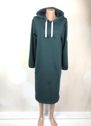 Платье- худи