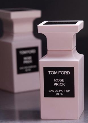Новинка -2020! оригінальні парфуми -tom ford-rose prick🥀