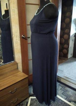 Красивый, сарафан, большого размера