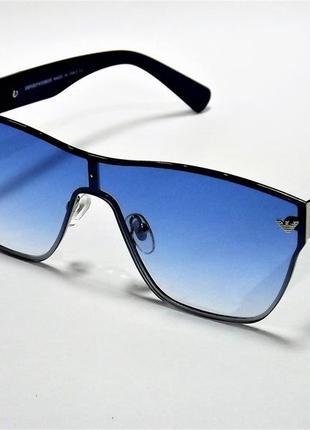 Очки солнцезащитные armani 5301 голубые хром.