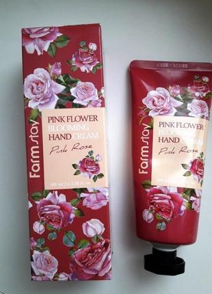 Крем для рук с экстрактом розы formstay