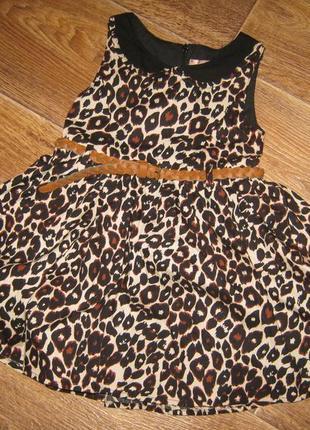 Трендовое нарядное платье от matalan ( англия). 3 года    148грн