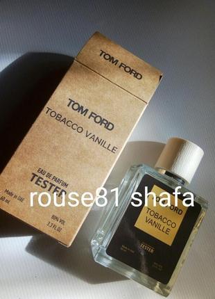 Волшебный аромат на осень  💋  tom ford tabacco vanille том форд табак ваниль шлейфовый💋