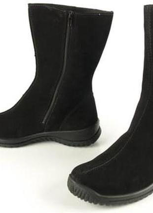 Зимние ботинки legero softboot. gore-tex.