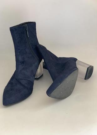 Ботинки из оленьей кожи