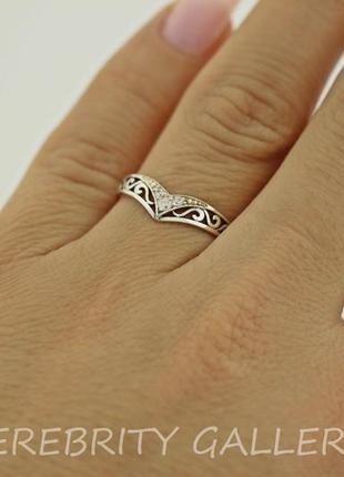 10% скидка подписчику кольцо серебряное i 100628 w 18 серебро 925