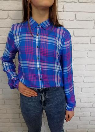 Стильные рубашки для модниц