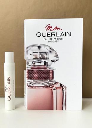 Mon guerlain eau de parfum intense пробние