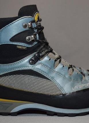 Ботинки трекинговые la sportiva trango s evo gtx gore-tex женские италия оригинал 39р/24.5