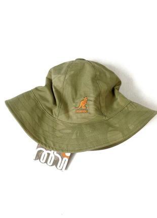 Панама kangol x maharishi camo hat limited edition