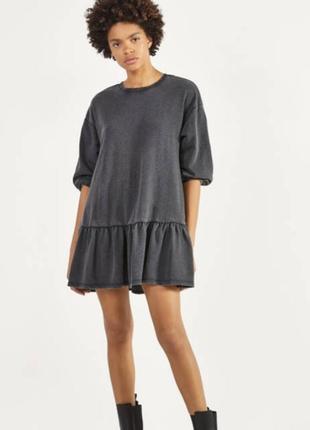 Платье в стиле бейби-долл туника
