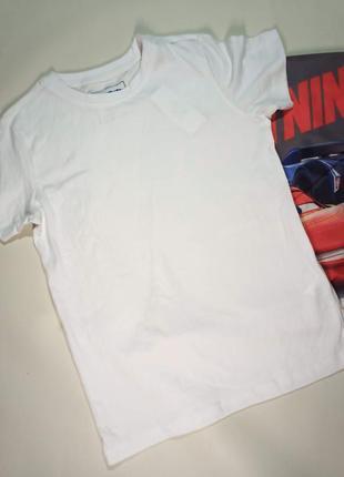 Базовая футболка для мальчика 9-10лет