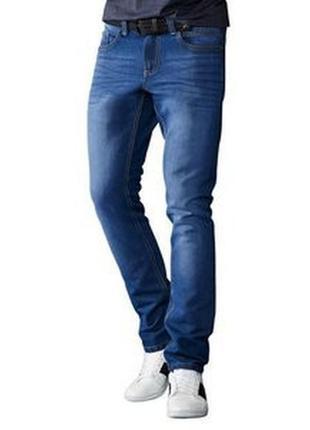 Мужские джинсы modern slim fit немецкого бренда livergy by lidl европа оригинал