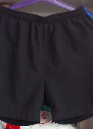 Шорты мужские черные тренировочные спортивные adidas climalite шорти чоловічі спортивні