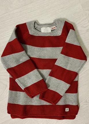 Пуловер фирмы zara