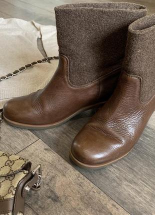 Ботинки сапоги полусапожки shabbies качество!!! вечное