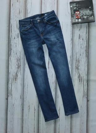 12-13 лет джинсы скинни h&m