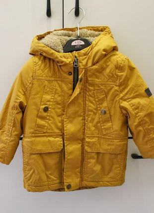 Весняна куртка george 1-3 роки