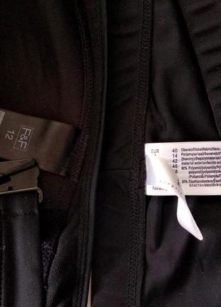 40р. сборный купальник, лиф с драпировкой и шорты f&f6 фото
