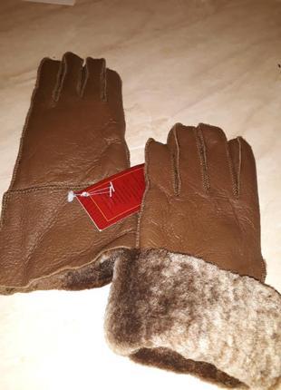 Перчатки женские натуральные ugg