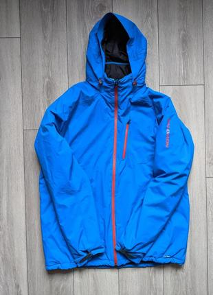 Куртка salomon primaloft jacket