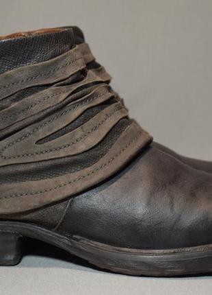 Ботинки a.s. 98 airstep ботильоны женские кожаные. италия. оригинал. 39-40 р./26 см.