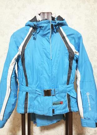 Куртка лыжная glissade