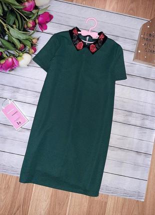 Стильное платье футляр от zara