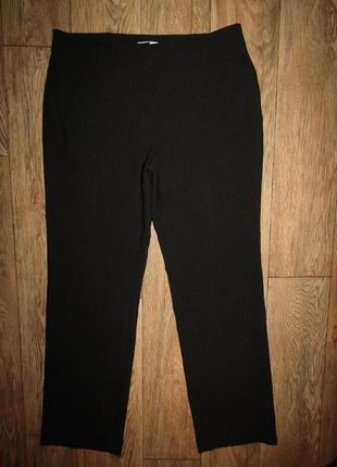 Стильные прямые брюки р-р 14-16 бренд charles voegele