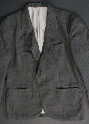 Пиджак шерсть impulz