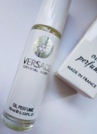 Духи парфюм versace crystal noir france версаче франция стойкие
