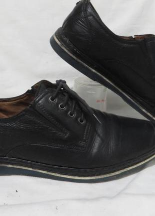 Туфли кожа prego 41 размер