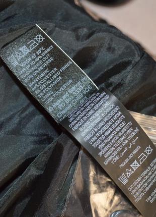 Бронзовое нарядное миди платье marks & spencer limited edition большой размер этикетка4 фото