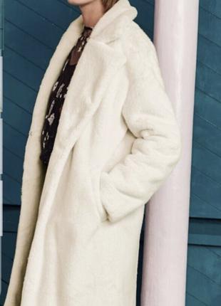 Стильная шубка,пальто  next