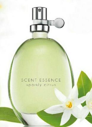Sparkly citrus снятость avon scent essence спаркли цитрус эйвон