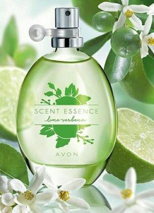 Lime verbena avon снятость scent essence лайм вербена эйвон