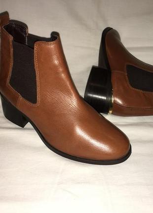 Ботинки *carvela* кожа индия р.37 (24.00 см)