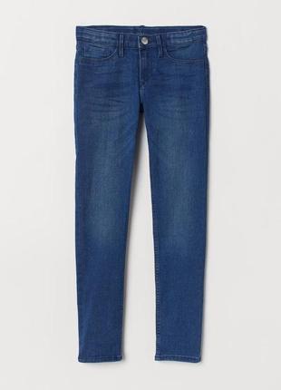 Классные джинсы h&m девочкам подросткам 10-11,11-12 лет