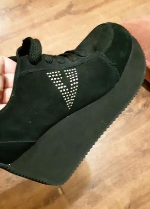 Туфли,ботинки, ботинки, ботильоны, платформа