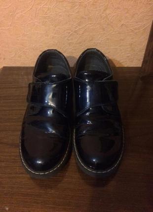 Туфли лаковые pablosky