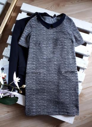 Крутое, актуальное платье h&m