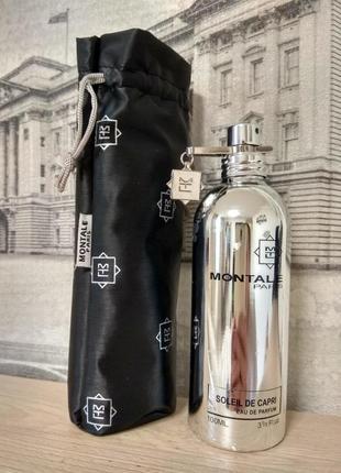 Montale soleil de capri_original_eau de parfum 10 мл затест